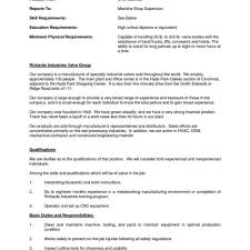 Resume Forklift Operator Sample Best Template Collection With