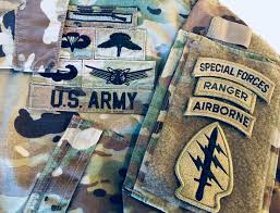 Image result for ocp acu patches army wear guidance