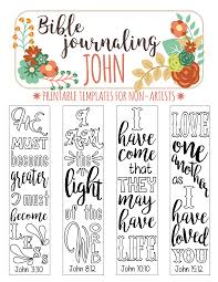 Art For Non Artists Romans 4 Bible Journaling Printable Templates Illustrated