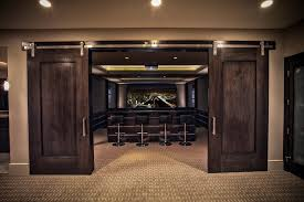 basement theater ideas. Salt Lake City Basement Theater Ideas Home Contemporary With Counter Stools Airlift Adjustable Height Bar Double Doors E