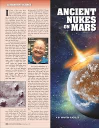 Image result for nukes on mars