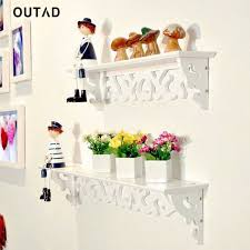 Lucite Floating Shelves Extraordinary Lucite Floating Shelves Outad Decorative Wall Hanging Shelf Rack
