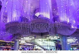 cosmopolitan chandelier