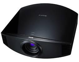 sony projector. sony vpl-vw90es \u0026 vpl-vwpro1 3d and 2d front projectors announced projector