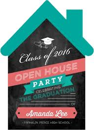 Invitation To Open House Graduation Open House Invitation Wording Ideas College High School