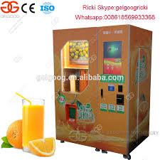 Orange Juice Vending Machine Awesome Orange Juicer Vending Machine Fresh Squeezed Orange Juice Vending