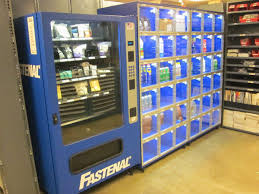 Vending Machine Manufacturers Enchanting Fastenal Installs 4848th FAST Vending Machine