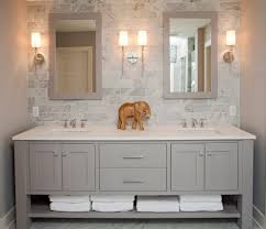 Bathroom Wall Cabinets Uk Bathroom Wall Cabinets Uk With Beach Style Gray Walls Bathroom