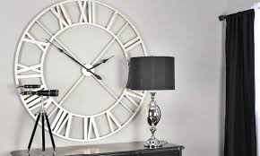 large contemporary wall clocks cynthia ajill large modern wall clocks