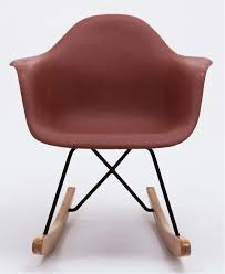 charles ray furniture. Prototype For Eames Rocking Chair The Permanent Collection Los Angeles Charles Ray University Team Armchair Old Furniture