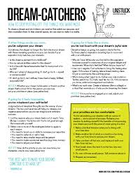 Dream Catcher Worksheet Classy 32 Ways To Chase Your Dream