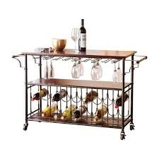 Wine rack table Round Overstockcom Find Wine Racks For Your Kitchen Wayfair