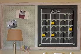 dry erase calendar board staples