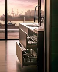 Stylish Kitchen Stylish Kitchen Design From Leicht