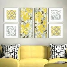 4 piece wall decor set