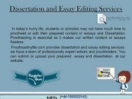 dissertation editing service com