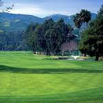 Number Two at Brookside Golf Club in Pasadena, California, USA ...