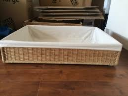 ... Amazing Great Underbed Storage Drawers Plastic Underbed Storage Storage  Wicker Under Bed Storage With Wheels ...