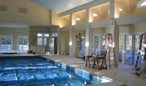 Nice Houses Indoor Pools Build Pool House House Plans 9877