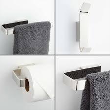 moen banbury bathroom accessories. Enthralling Moen Banbury 3 Piece Bath Accessory Kit In Brushed Nickel Y2633bn At Bathroom Accessories I