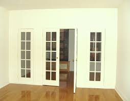 image of etched interior french doors