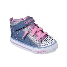 sketchers twinkle toe boots. skechers twinkle toes shuffles diggity dot toddler girl light-up shoes sketchers toe boots