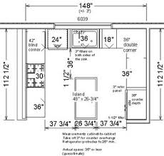 KITCHEN DESIGN PHOTOS AND Kitchen Layouts With Dimensions - Kitchen Layout  and Decorating Ideas