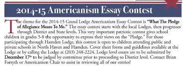 VFW Patriot s Pen Essay Competition     Veterans  Services