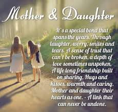 Mother Daughter Quotes Classy 48 Inspiring Mother Daughter Quotes