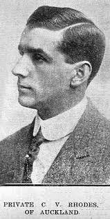 Charles Victor Rhodes (1885 - 1915) - Genealogy