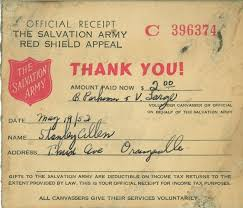 salvation army receipt 37 best vintage orangeville images on pinterest vintage php and