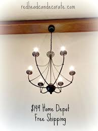 room makeovers archives redhead can decorate elegant hampton bay 6 light chandelier or 86 hampton bay