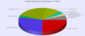 12 Specific Us Fiscal Spending Pie Chart