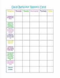 28 Hand Picked Playground Behaviour Chart