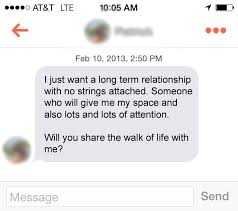 Online dating examples first message