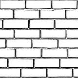 wall clipart black and white. Perfect Clipart Seamless Black White Brick Texture Stock Photo Throughout Wall Clipart And A