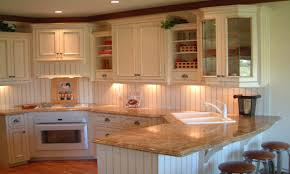 Off White Kitchen Off White Country Kitchen Cabinets Home Design And Decorating
