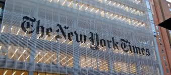 Front-page attack on BDS in New York Times says movement is driven ...