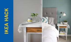 Ikea Hack Nightstand Awesome Ikea Hack Of The Week A Nightstand With A Vintage Twist