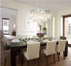 dining room rectangular crystal chandelier 2017 also