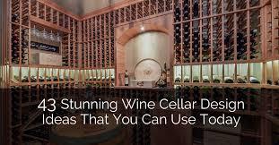 Home Wine Cellar Design Ideas Cool Decorating Design