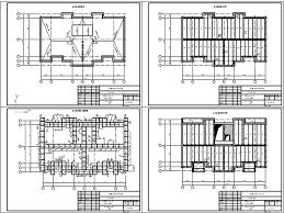 Мои Чертежи скачать Многоэтажные жилые дома Бесплатно Курсовой проект по архитектуре