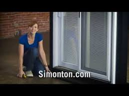 how to fix the gap on your patio door