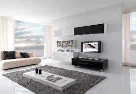 White Cabinet For Living Room Contemporary Living Room Furniture Wooden Table White Bed