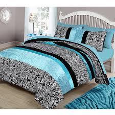zebra print bedding sets com