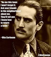 Godfather Quotes Extraordinary Famous Godfather Quotes By Vito Corleone Golfian