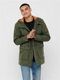 Куртка ONLY & SONS 10846701 в интернет-магазине Wildberries.ru