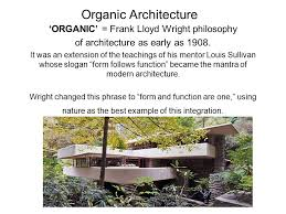 Frank Lloyd Wright Design Philosophy Latest We Can Read At