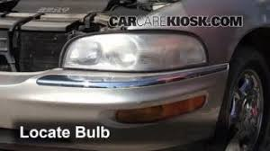 interior fuse box location buick park avenue  drl replacement 1997 2005 buick park avenue