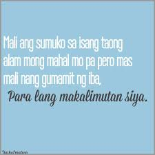 Quotes About Love Quotes About Love Life Tagalog